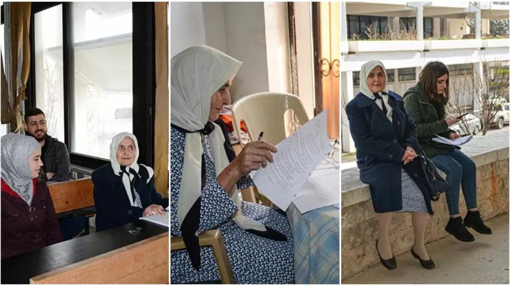 بالفيديو والصور/ نجلاء... طالبة جامعية سورية تنتظر التخرج مع بداية عقدها التاسع