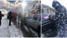 عدد من الأشخاص مارسوا هواية الـ OFF- ROAD في منطقة كفريا...محاضر الضبط كانت لهم بالمرصاد وتحذير من التوجه الى المناطق الجبلية خلال فترة الإقفال