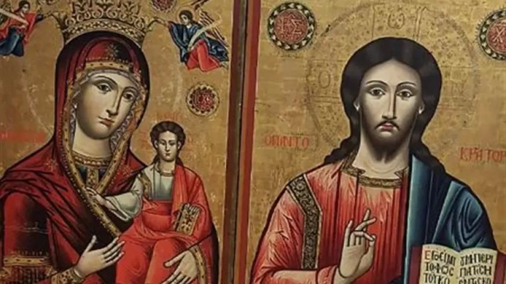 لبنان يسلّم اليونان أيقونتين بيزنطيتين من القرن الثامن عشر سُرقتا قبل سنوات من أثينا.. تفوق قيمتهما 12 مليون دولار!