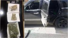 بالصور/ مطاردة أمنية من قبل عناصر حاجز ضهر البيدر تنتهي بتحرير مخطوف