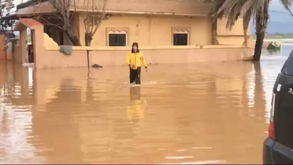 فيضانات وسيول في القرى والبلدات الساحلية عند مصبات الأنهر في عكار والأهالي يناشدون