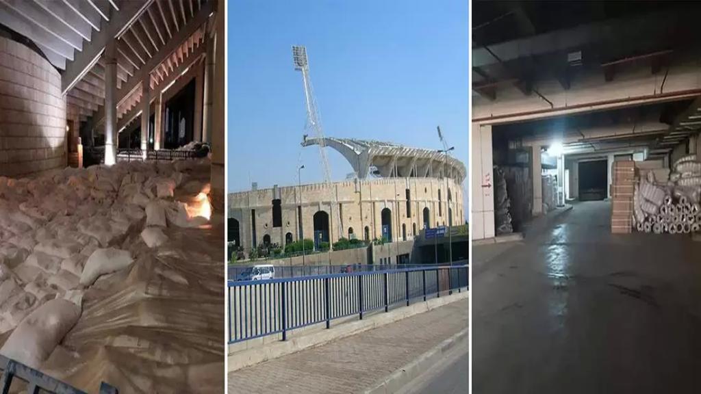 """رئيس مجلس إدارة """"المدينة الرياضية"""" للأنباء الكويتية: المكان تحول إلى مستودعات بطلب من الدولة اللبنانية!"""