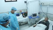 بالصور/ قائد الجيش يتفقد مرضى الكورونا في المستشفى العسكري المركزي: من أولوياتنا تأمين أفضل الخدمات الطبية للعسكريين