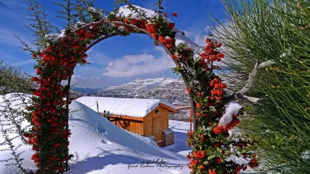 بعد العواصف والثلوج...الطقس البارد يستمر للأيام المقبلة وجليد على ارتفاع 1300 متر