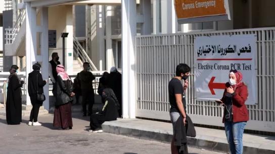 """الإنتقال إلى الخطة """"ب"""" من طوارىء لبنان.. معالجة المرضى في المنازل ومراكز خاصة"""