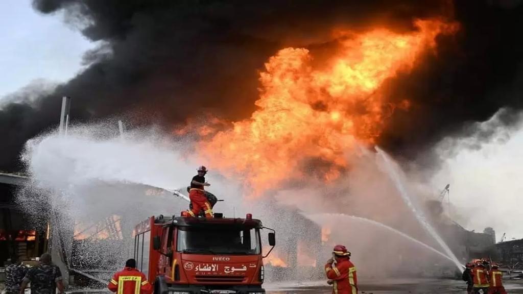 الدفاع المدني متروك...كميات  المازوت والبنزين بدأت بالنفاذ والمهمات الطارئة التي تُنفذ حالياً هي على نفقة المتطوعين بإمكانيات متواضعة (لبنان 24)