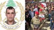 قوة خاصة من مديرية المخابرات توقف شخصين كانا قد شاركا في قتل العريف اول ايمن المحمد في منطقة الشواغير - الهرمل