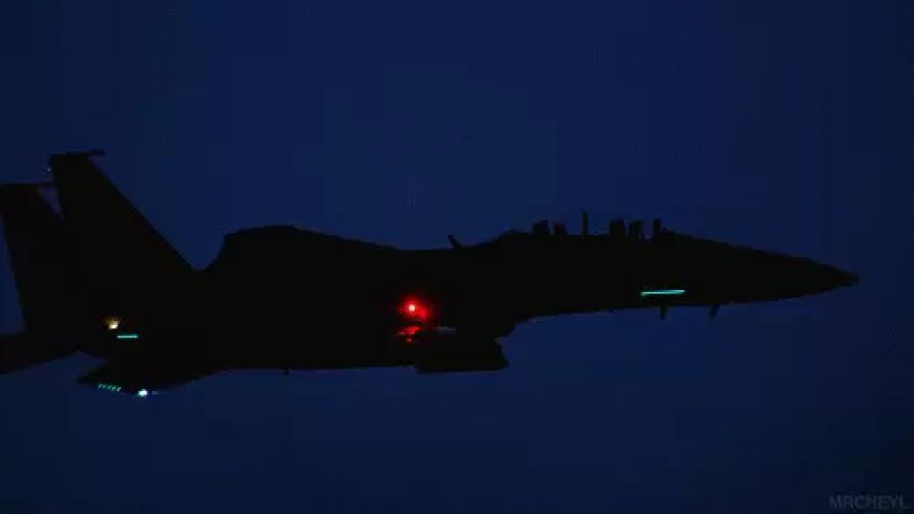 بالفيديو/ هدير الطائرات الحربية الإسرائلية يسمع بوضوح في أجواء بنت جبيل بسبب التحليق المنخفض