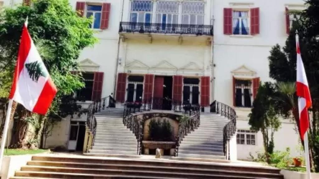 الخارجية اللبنانية: ندين الاعتداء على الرياض ونعلن كامل التضامن مع المملكة ضد أي محاولات لتهديد استقرارها وأمنها