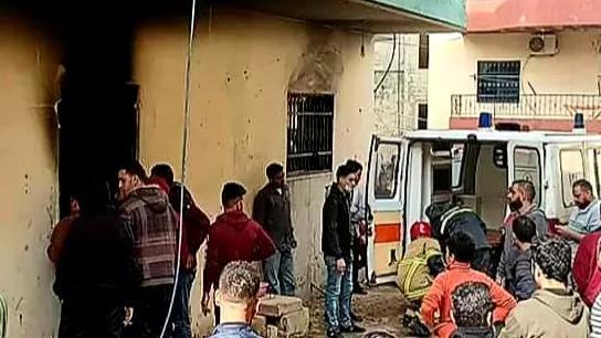 مأساة في ببنين-عكار..  وفاة سوري اختناقا اثر احتراق غرفته جراء تسرب الغاز من مدفأة مشتعلة