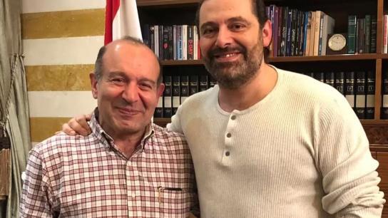 مصطفى علوش  ينفي خبراً نُسب إليه عن إعتذار الحريري: من الواضح ان الخبر مركب ومدسوس