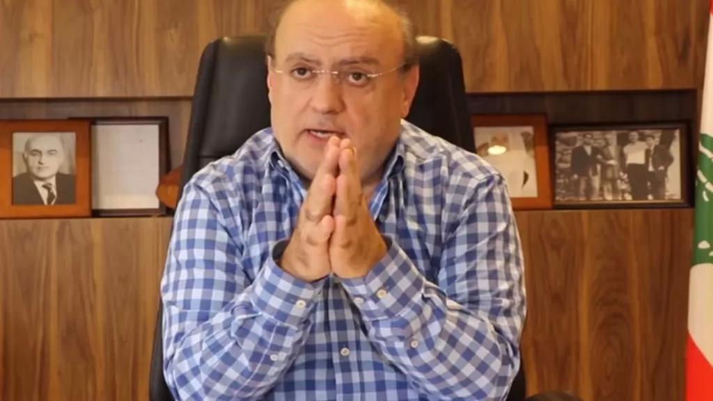 """بالفيديو/ وئام وهاب: لا نسمح بأن تأتي مجموعة من """"الرتش"""" والمتزلفين لتزايد علينا...وين كنتو يا كلاب"""