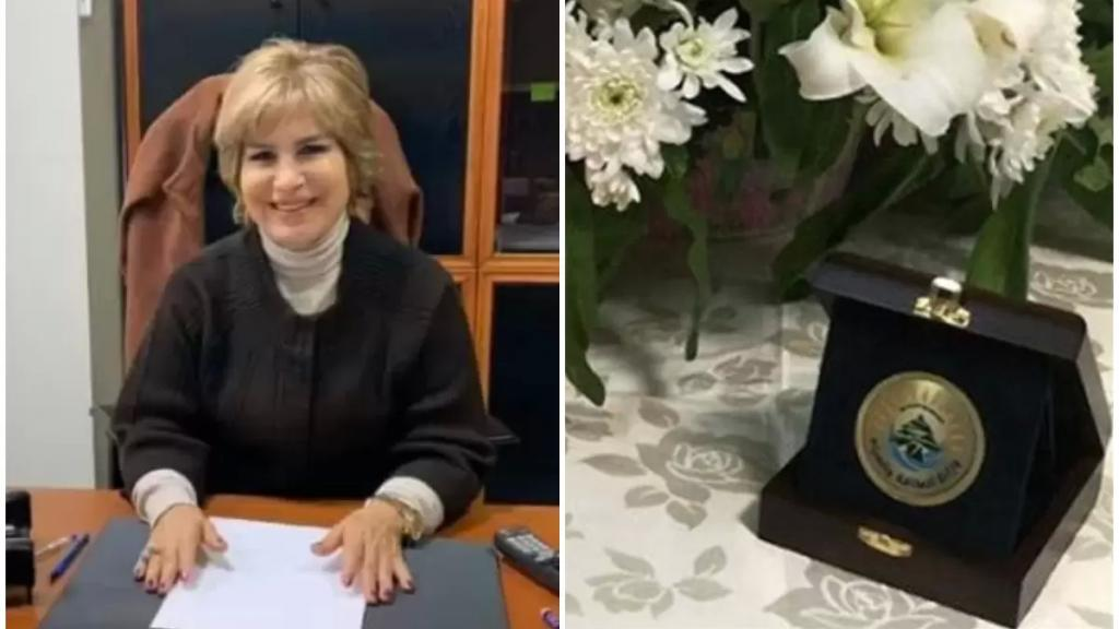 دقيقة صمت في وزارة الطاقة عن روح رئيسة مصلحة الديوان سولنج باسيل التي توفيت بكورونا منذ قرابة الاسبوع