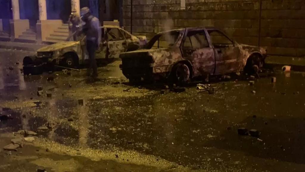 الأمين العام للصليب الأحمر : تم إسعاف ٨٢ شخصاً في مواجهات طرابلس ميدانياً ونقلنا ٣٥ إلى المستشفيات اصابات بعضهم حرجة