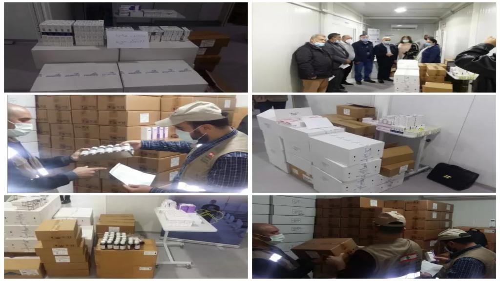 إتفاق على تسليم 25 جهاز تنفس من المستشفى الميداني القطري الى مستشفيي طرابلس والضنية الحكوميين