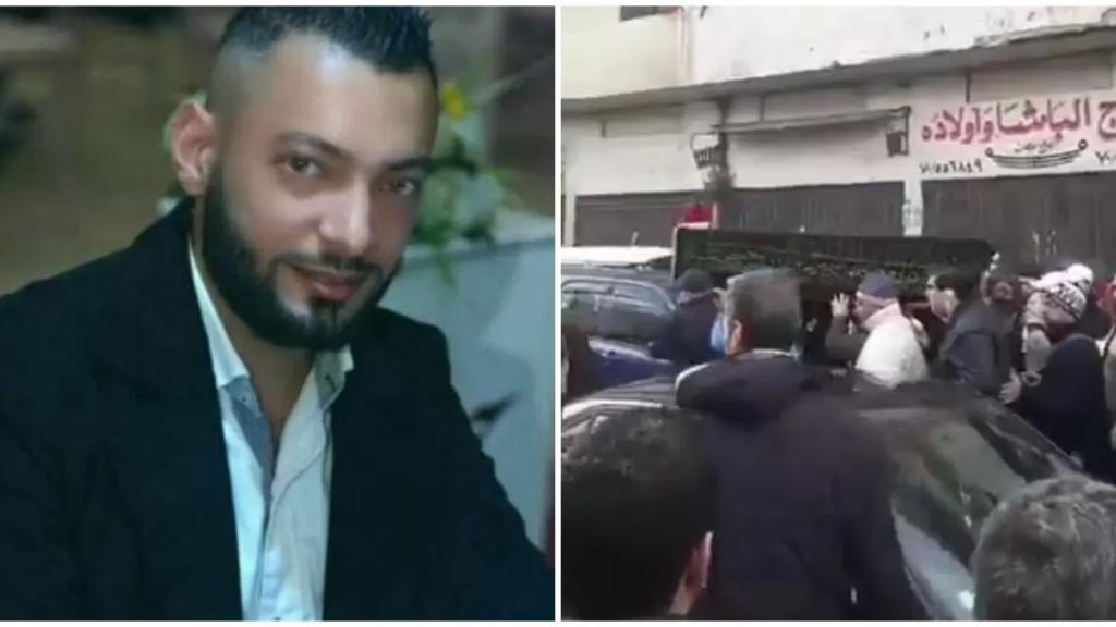 بالفيديو/ طرابلس شيعت الشاب عمر طيبا الذي توفي متأثرا بجراحه بعد مواجهات ليل أمس