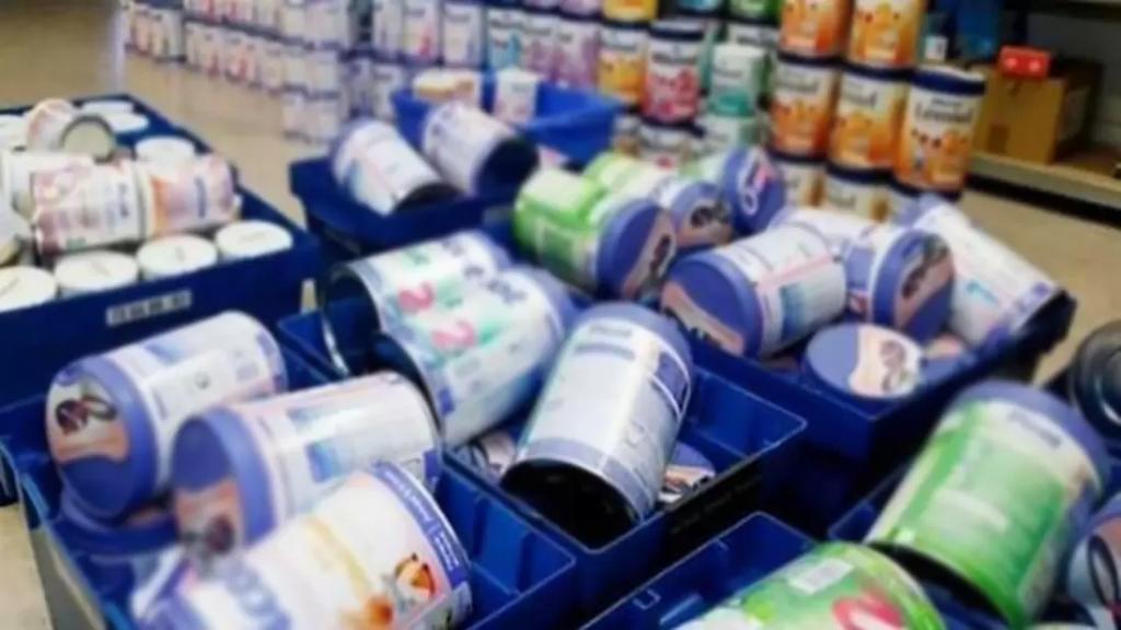 """بعد بيان """"أمن الدولة"""" حول احتكار HOLDAL لحليب الأطفال، الشركة ترد: الكميات الموجودة حالياً في المستودع هي عبارة عن متوسط استهلاك السوق اللبناني الذي لا يتعدى الشهرين"""