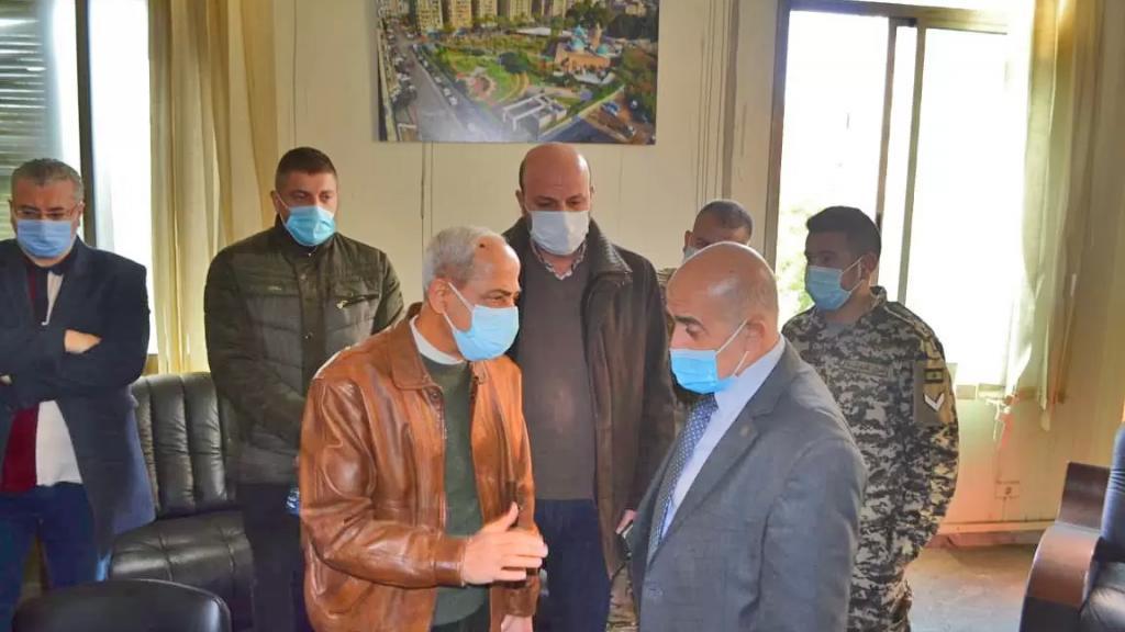 اللواء خير من بلدية طرابلس : لا اعتقد ان مقر السرايا والبلدية يتمركز فيهما العدو
