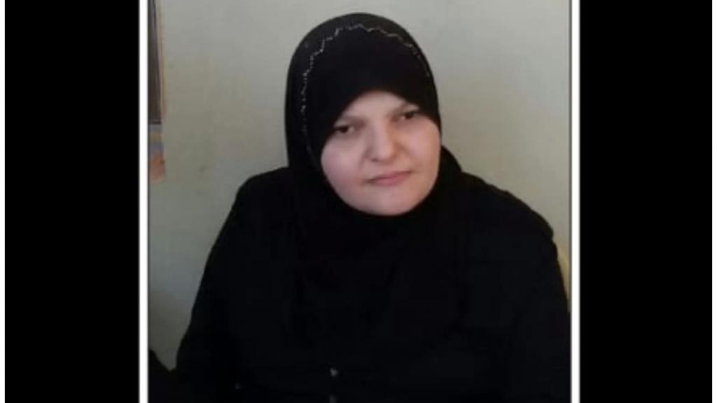 بنت جبيل تودع إبنتها ردينة بزي التي توفيت اثر إصابتها بفيروس كورونا