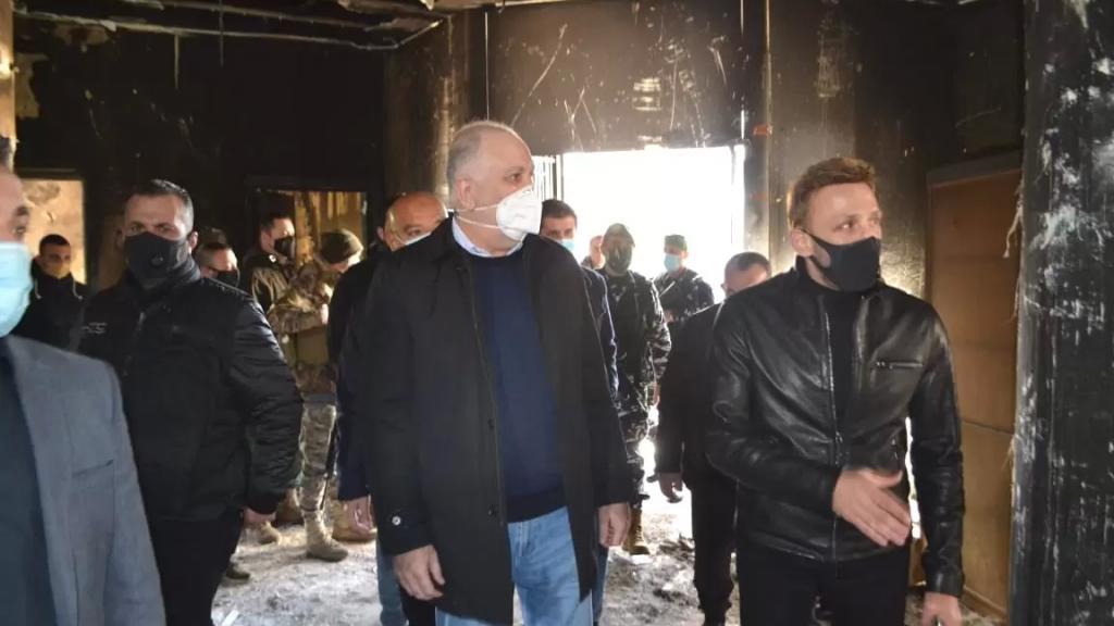 فهمي في زيارة تفقدية لبلدية طرابلس