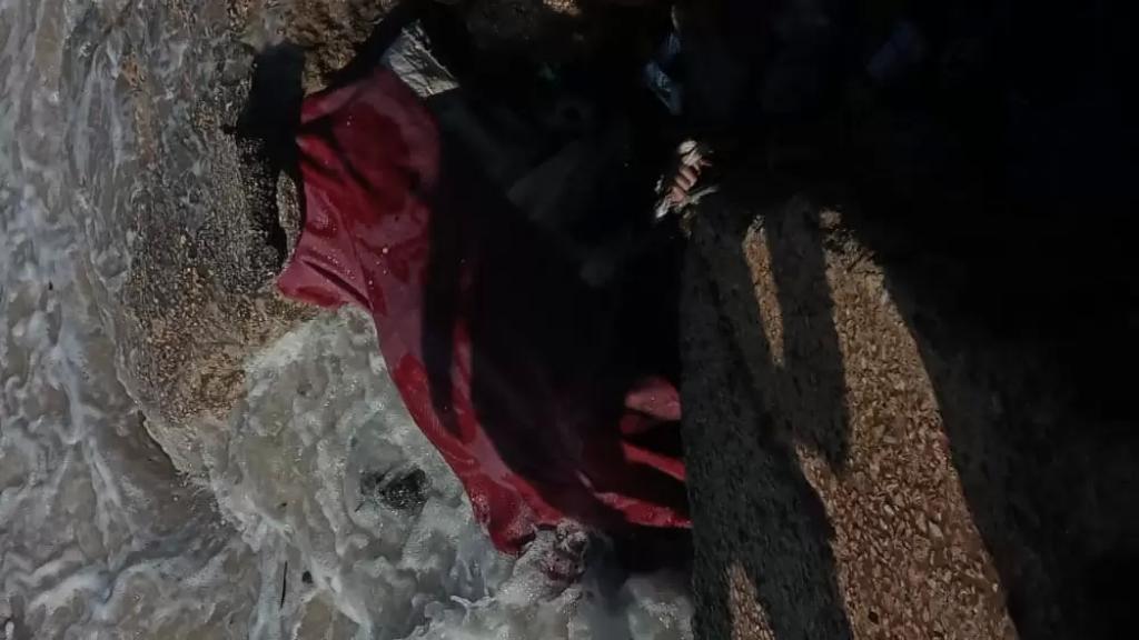 العثور على جثة إمرأة على الشاطىء عند مخيم البارد