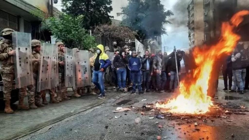 اليونيسف:  أصيب 70 طفلاً على الأقل خلال المواجهات بين القوى الأمنية والمتظاهرين هذا الأسبوع في طرابلس