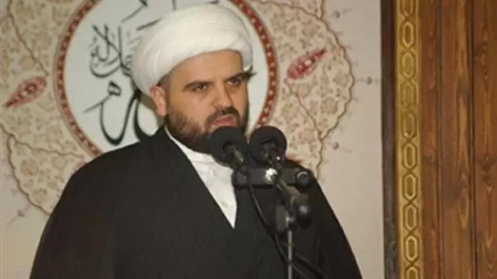 الشيخ أحمد قبلان متوجهاً الى الطبقة السياسية: لبنان يلفظ أنفاسه الاخيرة