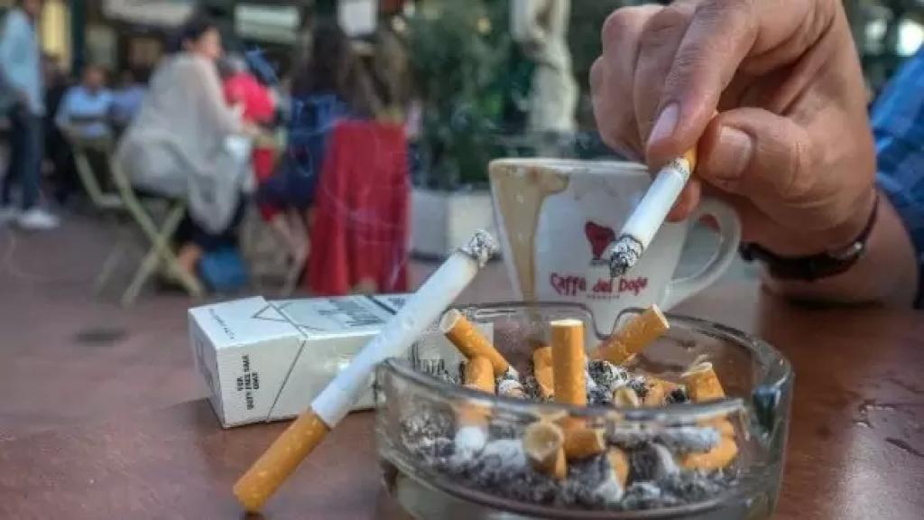 الشعوب الأكثر تدخيناً..لبنان الثاني عربياً والتاسع عالمياً!