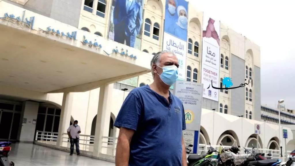 تسجيل 4 حالات وفاة بـ كورونا في مستشفى الحريري و53 حالة حرجة