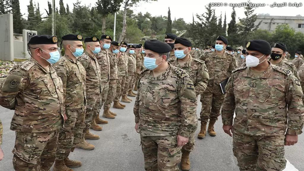 رئيس الأركان: سيبقى الجيش خشبة الخلاص للوطن والمواطن