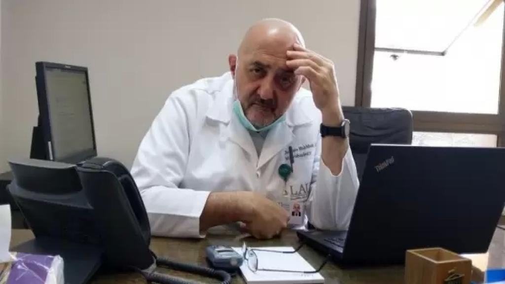 البروفيسور جاك مخباط: نسبة الإصابات بفيروس كورونا التي تدخل الى العناية الفائقة لا تزال مرتفعة ولا تراجع ملحوظ رغم الإقفال