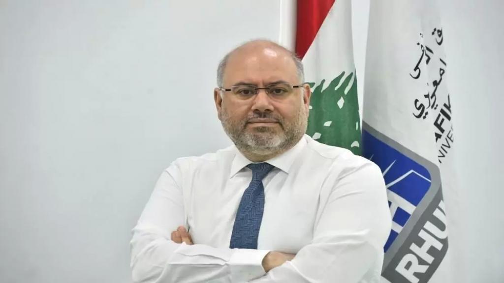 """مدير مستشفى الحريري: """"الخيار اليوم هو إما أخذ لقاح كورونا أو الاصابة بالعدوى""""!"""
