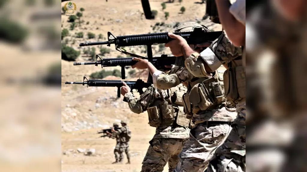 الجيش يوقف عصابة سرقة وسلب بقوة السلاح في بعلبك