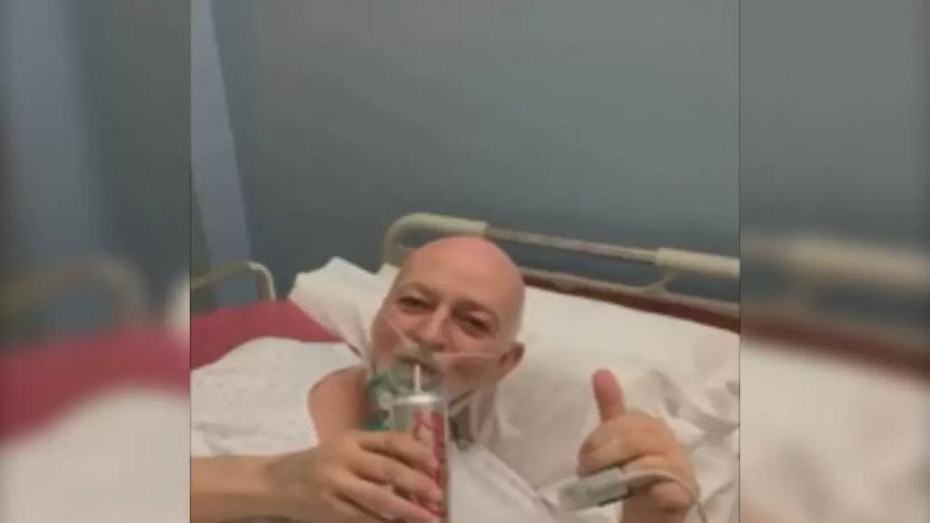 بالفيديو/ بعد شائعات طالته بعد إصابته بفيروس كورونا.. المدرب غسان سركيس بخير