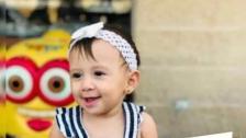 فيروس كورونا يخطف حياة الطفلة لانا ابنة الـ11 شهرًا