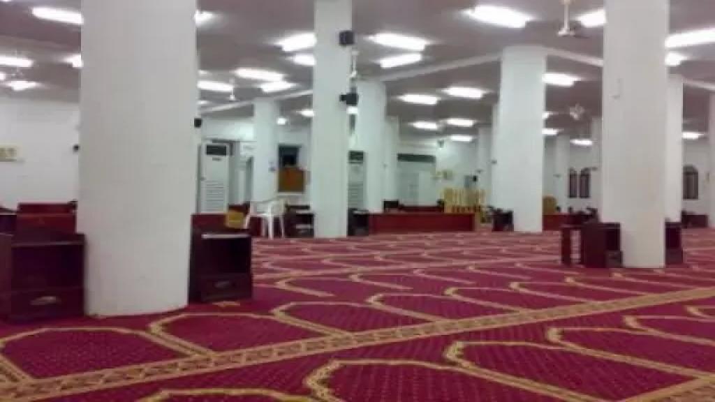 الحادثة تتكرر  في مناطق مختلفة...سرقة قاعة مسجد الإصلاح في بلدة ببنين العكارية