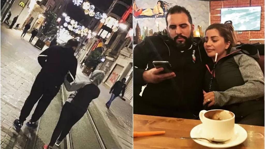 """بعدما قتلها وهرب الى تركيا... زوج المغدورة زينة كنجو ينشر صوره معها: """"اشتقتلك مش عم نام... انتي حياتي كلها وعدتك ما جاوب حدا بحبك كتير"""""""