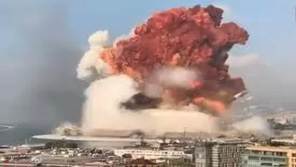 بعد انفجار مرفأ بيروت.. لبنان تلقّى 386 مليون دولار من أصل 611 مليوناً
