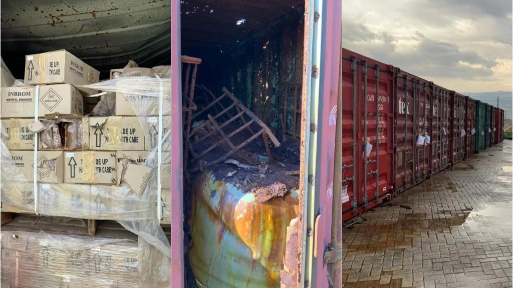 شركة ألمانية تنهي معالجة 52 حاوية تضم مواداً كيميائية شديدة الخطورة من مرفأ بيروت تمهيداً لشحنها