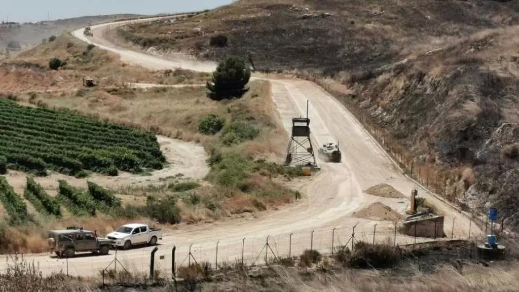 إنفجار لغم أرضي من مخلفات الاحتلال الإسرائيلي بقطيع بقر في خراج الوزاني