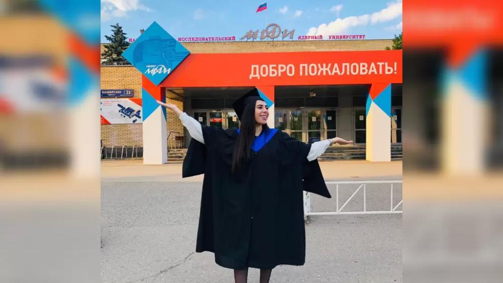نالت ماجيستير بدرجة امتياز في الهندسة النووية ولم تجد فرصة عمل سوى مدرّسة رياضيات لصفّي الخامس والسادس!
