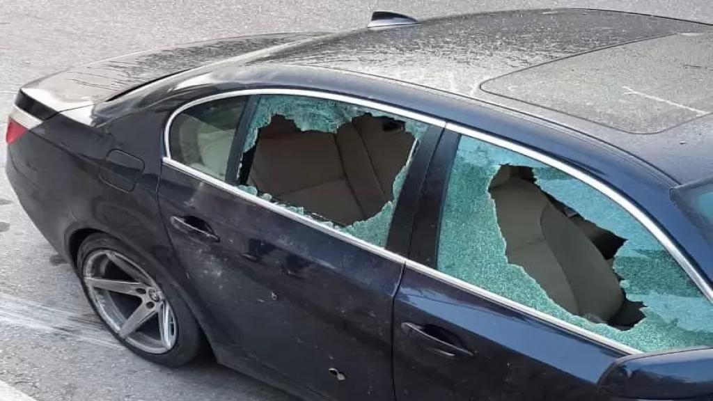 العثور على مواطن جثة هامدة داخل سيارة في منطقة الاوزاعي مصاباً بطلقات نارية عدة