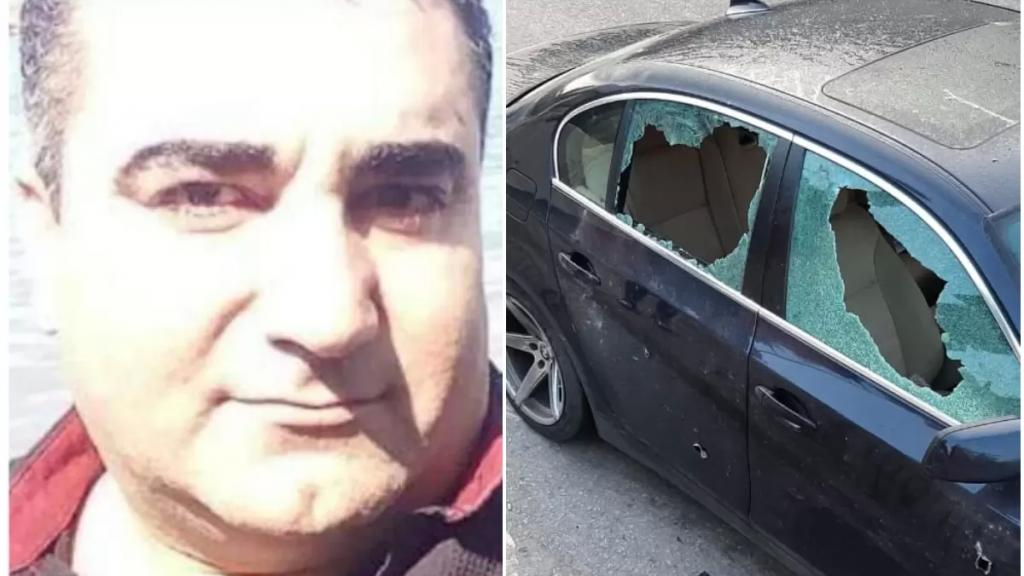 """تفاصيل جريمة طريق المطار... أكثر من 7 طلقات أنهت حياة """"يوسف المصري"""" الاب لثلاثة أبناء"""