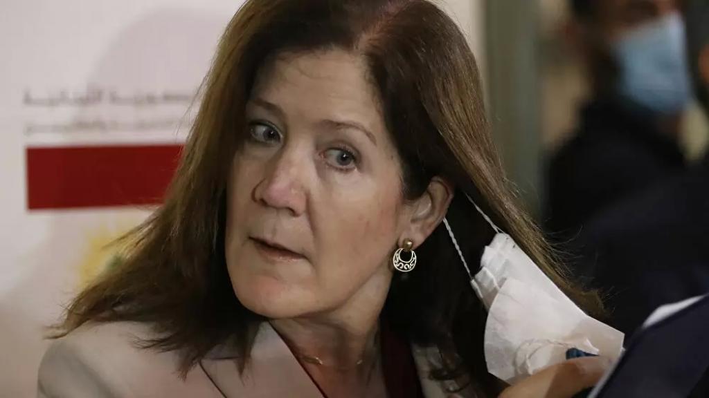 السفيرة الأميركية في بيروت: يجب محاسبة المتورطين بقتل الناشط لقمان سليم