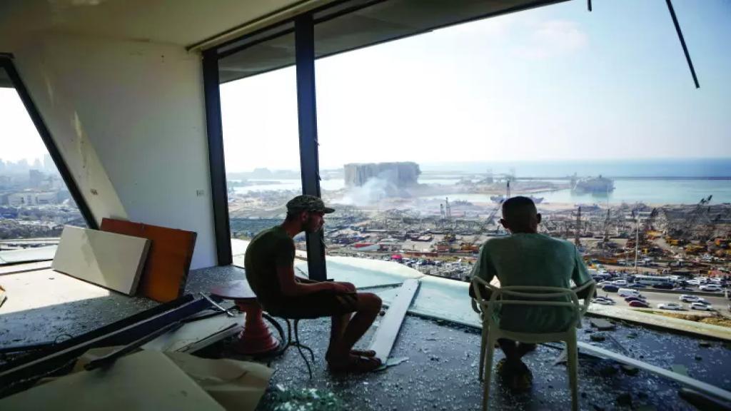 القاضي صوّان أدخل التحقيق في قضية انفجار مرفأ بيروت في حركة عنكبوتيّة (الجمهورية)