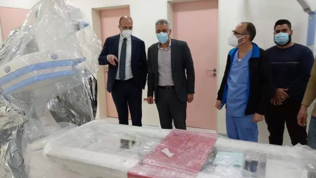 وزير الصحة : حملة اللقاحات تنطلق الأحد المقبل والمطلوب الصمود بالسلوك الوقائي