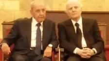 الرئيس بري يرثي الراحل جان عبيد:  بعدك لبنان ليس كما كنت معه... فخامة الراحل لبنان لأجلك يذرف نجمة