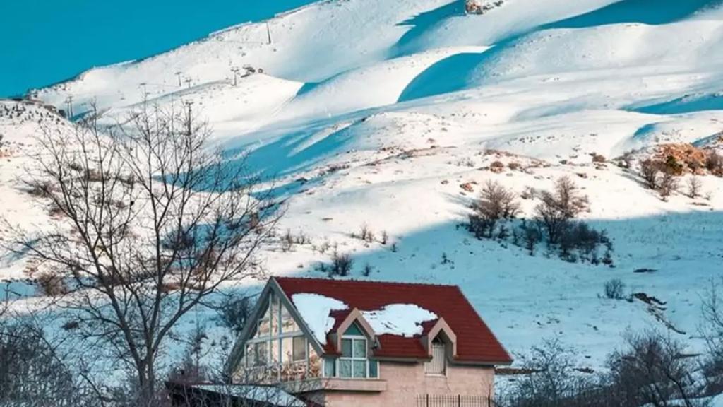 عاصفة إستثنائيّة ستضرب لبنان ... مدير عام مصلحة الأبحاث العلميّة: الثلوج ستُلامس الـ٤٠٠ متر!
