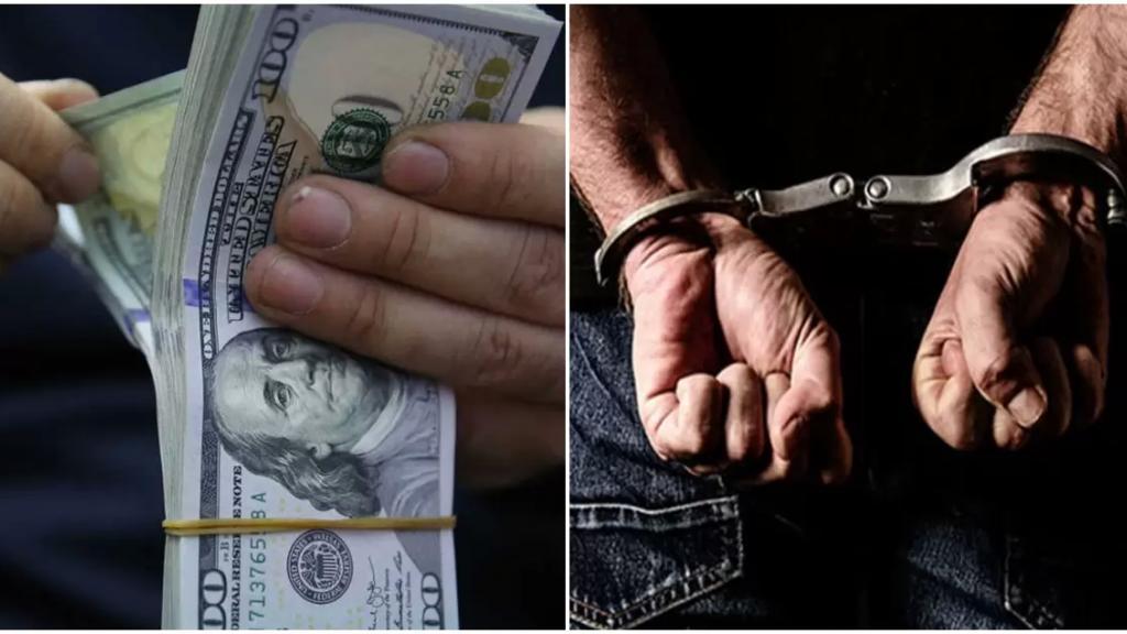 امن الدولة توقف شخص سرق 25 ألف دولار من منزل في زحلة...إشترى بالمال سيارة وأوفى ديونه!