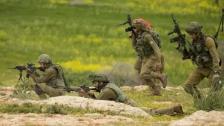 """مناورة لجيش الإحتلال الإسرائيلي على الحدود مع لبنان بعنوان """"عاصفة الرعد"""".. إليكم التفاصيل"""